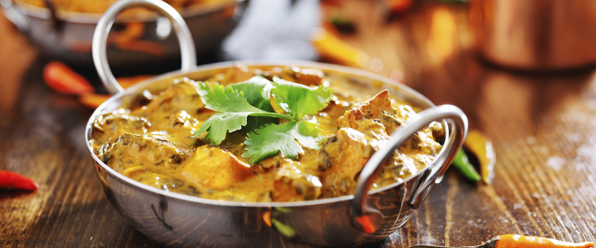 Pure indian food